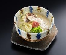 鯛魚高湯拉麵