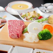 29,000日圓套餐 (8道菜)