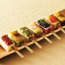 豆腐田樂燒