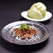 蔬菜炒牛肉