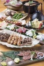 5,170日圓套餐 (11道菜)