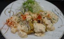塔塔醬南蠻鮪魚