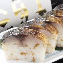 鯖魚棒壽司
