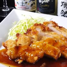 特製醬料炸雞