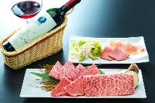 12,000日圓組合餐 (6道菜)