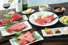 8,000日圓套餐 (13道菜)