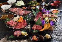 7,700日圓套餐 (15道菜)