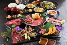 6,050日圓套餐 (15道菜)