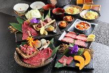4,950日圓套餐 (14道菜)