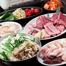 6,500日圓套餐 (8道菜)