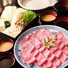 7,000日圓套餐 (4道菜)