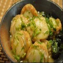 醋味噌涼拌菜