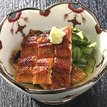 涼拌烤鰻魚