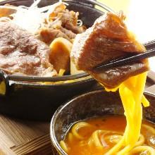 壽喜燒炒麵