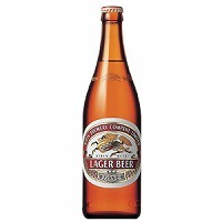 麒麟拉格啤酒