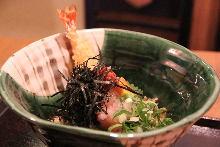 花卷蕎麥麵
