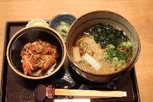 1,700日圓組合餐 (2道菜)