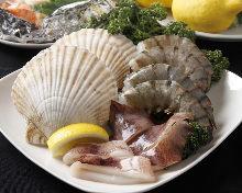 鐵板烤鮮魚