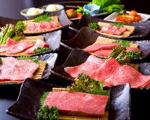 9,570日圓套餐 (10道菜)