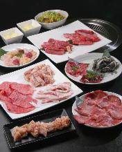 7,370日圓套餐 (9道菜)