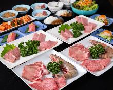 10,000日圓套餐 (12道菜)