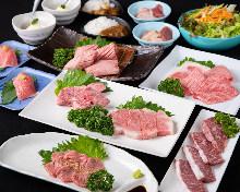 9,878日圓套餐 (11道菜)