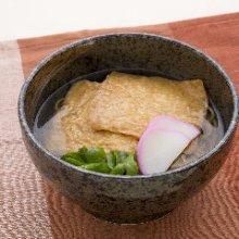 油炸豆腐烏龍麵