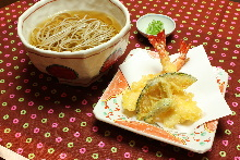 天婦羅蕎麥麵