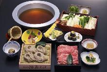 6,458日圓套餐 (8道菜)