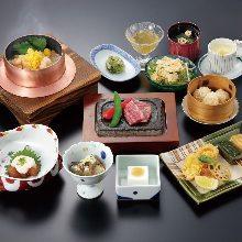 4,300日圓套餐 (13道菜)