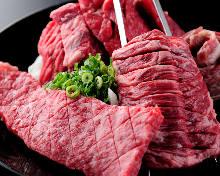 牛橫膈膜串燒