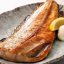 烤遠東多線魚