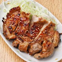 炙烤雞腿肉