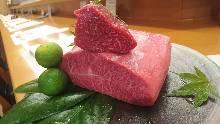 8,640日圓套餐 (8道菜)