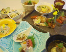8,000日圓套餐 (8道菜)