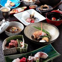 9,240日圓套餐 (12道菜)
