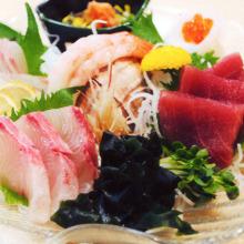 3,300日圓套餐 (8道菜)