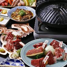 4,700日圓套餐 (7道菜)