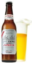 朝日 Dry Zero