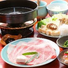 10,000日圓套餐 (5道菜)