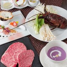 13,500日圓套餐 (8道菜)