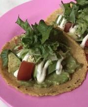 墨西哥卷餅