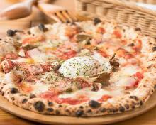 俾斯麥披薩