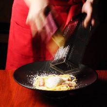 起司肉醬義大利麵