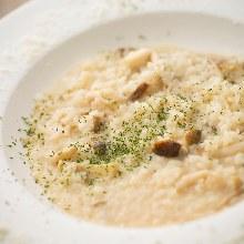 牛肝菌燉飯