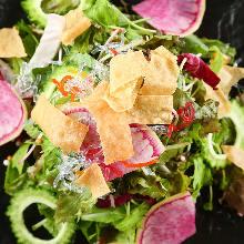 時令蔬菜沙拉