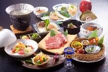 8,640日圓組合餐