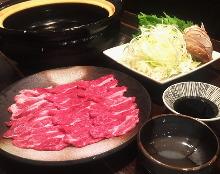 羊肉涮涮鍋