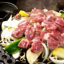 5,800日圓套餐 (5道菜)