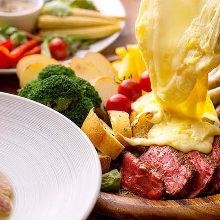 4,352日圓套餐 (10道菜)